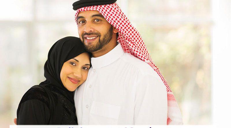 Costumbres Musulmanas En El Matrimonio