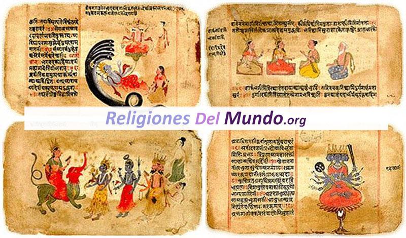 Libro Sagrado Del Hinduismo