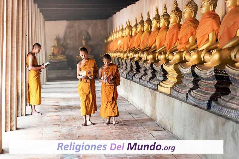 budismo monoteísta o politeísta