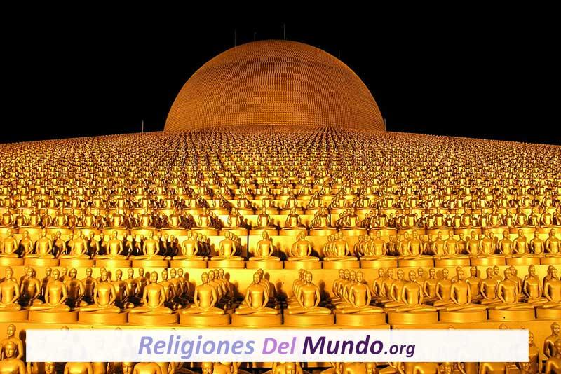 cuantos tipos de budismo hay