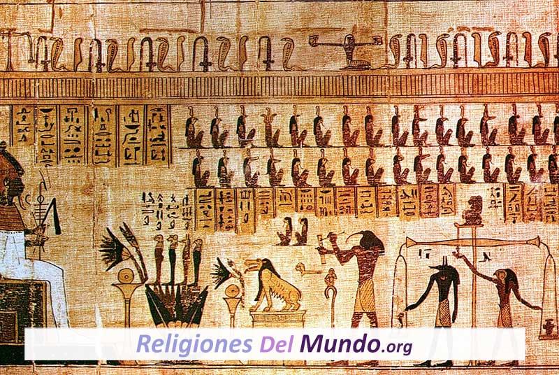 Animales Sagrados De Egipto