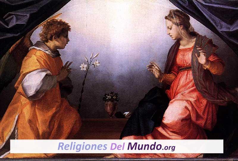 Historia De La Anunciación De La Virgen María