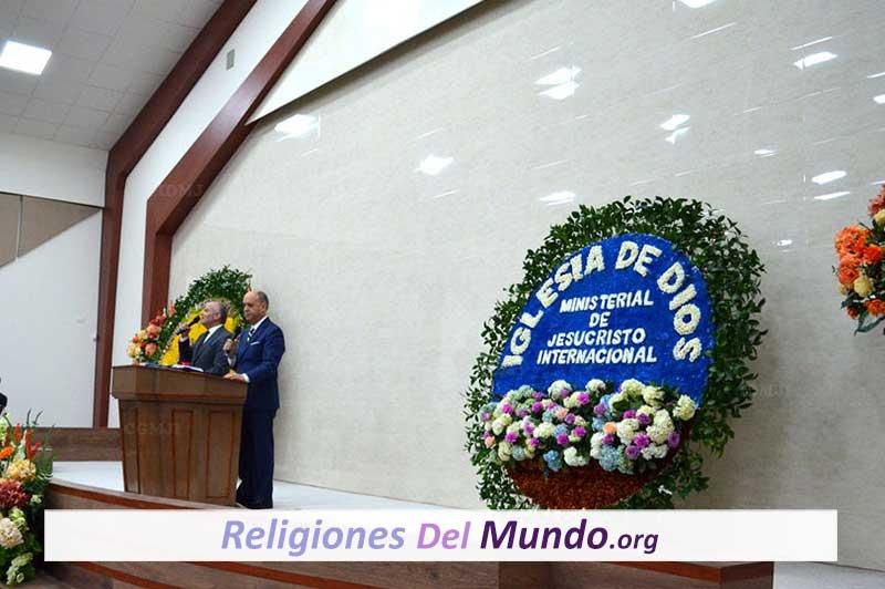 Iglesia Ministerial de Jesucristo Internacional