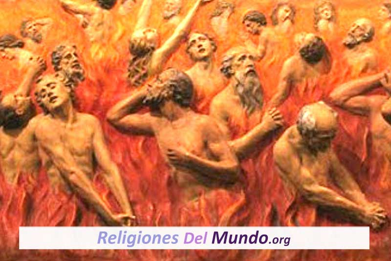 Oración a las Animas Benditas del Purgatorio