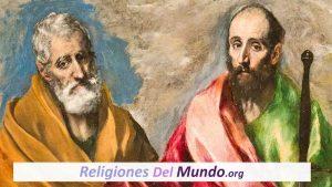 ¿Quiénes Fueron San Pedro y San Pablo?