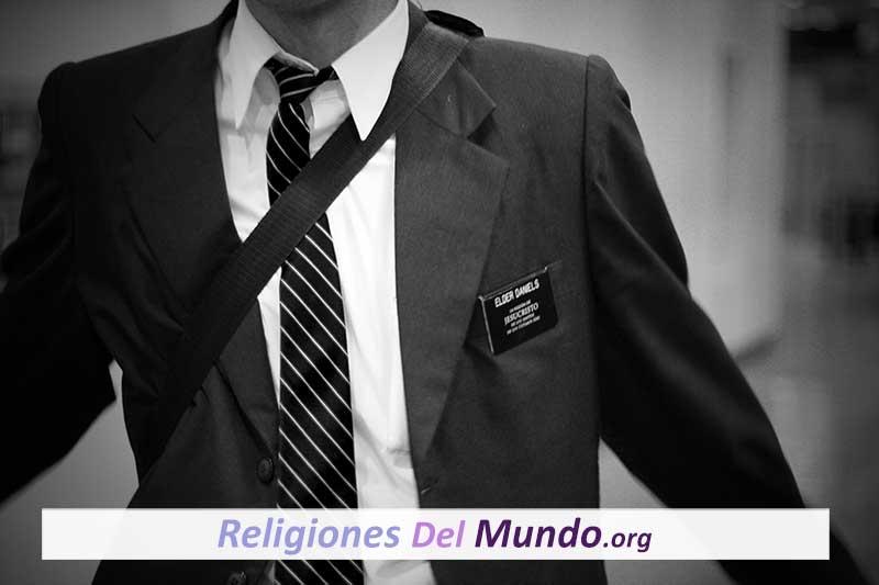 Vestimenta de los Mormones