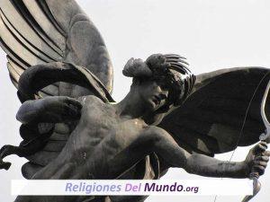 ¿Quién es Eros Dios del Amor Griego?