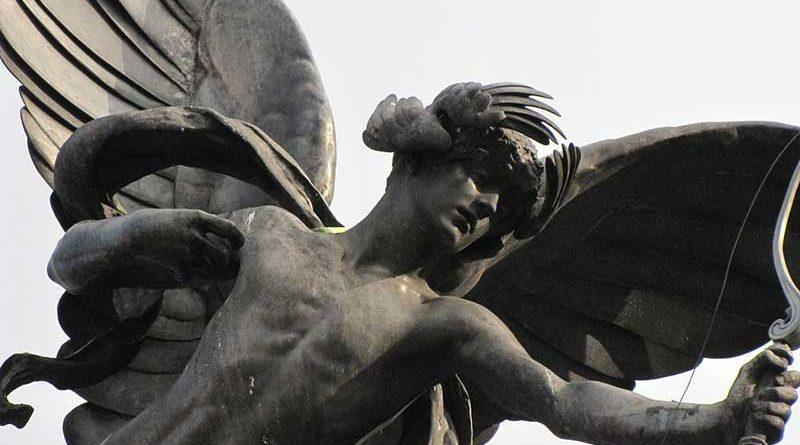 Eros Dios del Amor Griego
