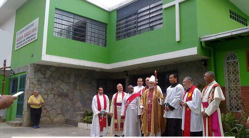 Iglesia Anglicana