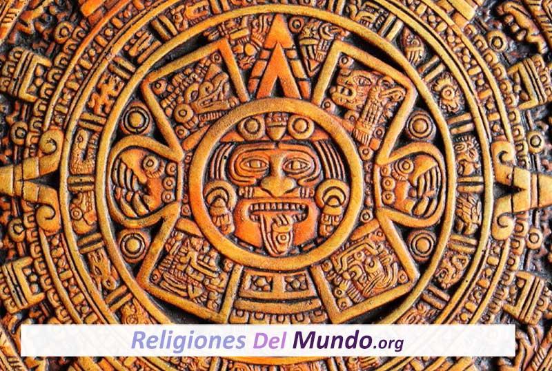 La Religión De Los Aztecas