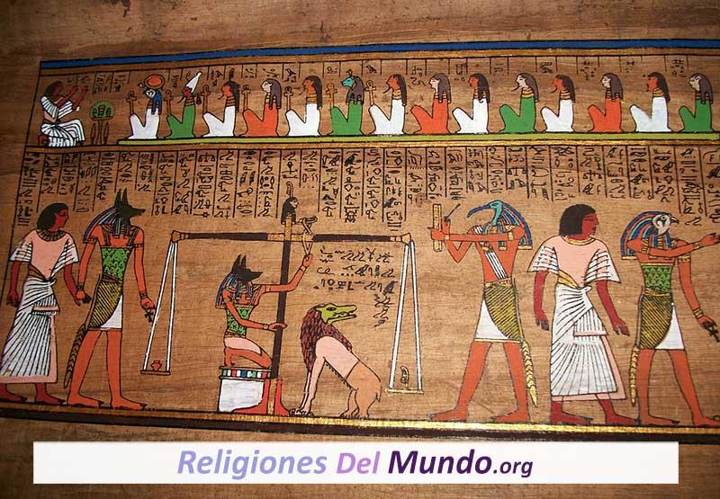 Religión Egipcia Antigua