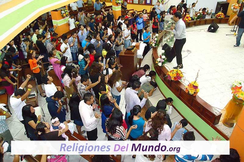 Religión Pentecostal