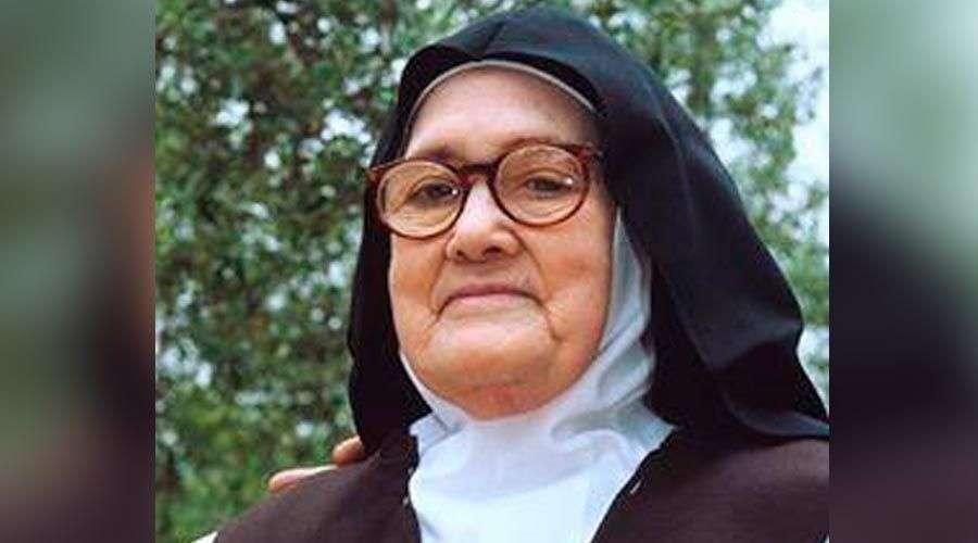 Sor Lucia Vidente de Fatima